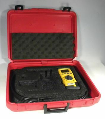 UEI C75 Eagle-1 Combustion Analyzer with Probe and Case