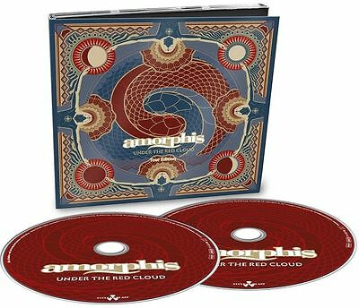 Under the Red Cloud [Tour Edition] 2 CD set AMORPHIS