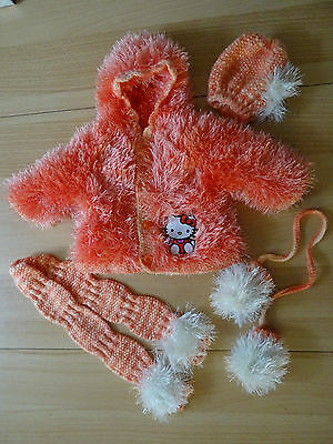 Puppenkleidung Baby Annabell, Baby Annabell Kleidung, Baby Annabell Jacke