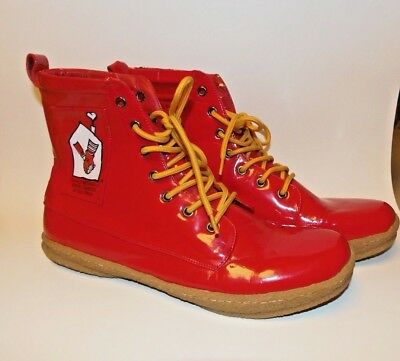 Collectible! Ronald McDonald Red Shoes, Boots