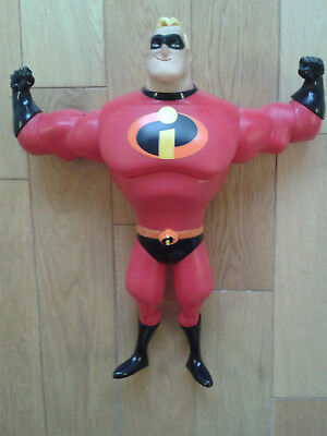 "Disney Pixar Mr Incredible Talking Action Figure - Size 14"" inch"