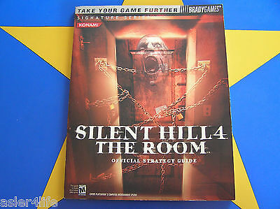 Silent Hill 4 The Room - Strategy Guide
