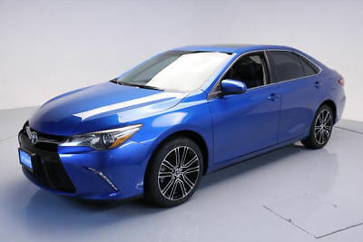 2016 Toyota Camry  2016 TOYOTA CAMRY SPECIAL EDITION SUNROOF REAR CAM 25K #504609 Texas Direct Auto
