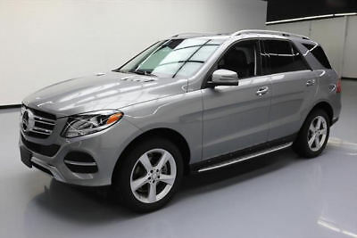 2016 Mercedes-Benz GLE-Class  2016 MERCEDES-BENZ GLE350 P1 SUNROOF NAV REAR CAM 14K #720085 Texas Direct Auto