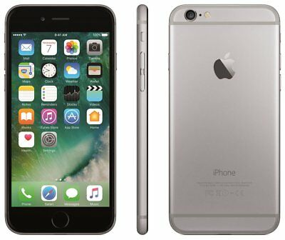 Apple iPhone 6 - 128GB - Space Gray (T-Mobile) A1549 (GSM) (MG572LL/A)