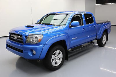2009 Toyota Tacoma Pre Runner Crew Cab Pickup 4-Door 2009 TOYOTA TACOMA PRERUNNER V6 DOUBLE CAB REAR CAM 40K #018098 Texas Direct