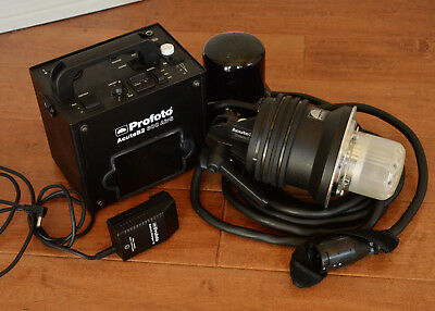 Profoto Acute 600B2 Powerpack & Acute2 Head Set LiFe Battery B 2 600WS B2 #2