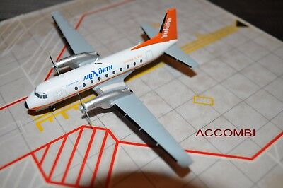 Gemini 200 Inflight 200 Yukon Air North Hawker Siddeley 748 Airlines model 1:200