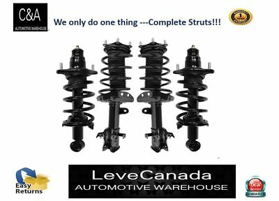07-11 Honda CR-V(4) Front  and Rear Quick Complete Strut & Coil Spring Assembly