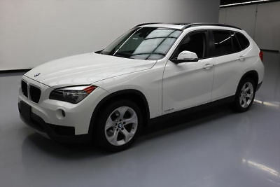 2014 BMW X1 sDrive28i Sport Utility 4-Door 2014 BMW X1 SDRIVE28I PREMIUM PANO ROOF LEATHER 60K MI #W47831 Texas Direct Auto