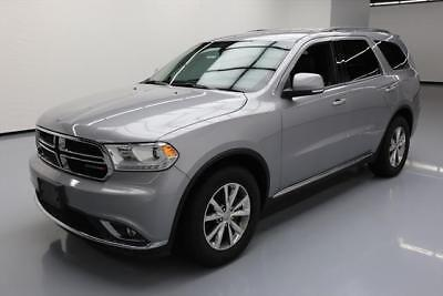 2015 Dodge Durango Limited Sport Utility 4-Door 2015 DODGE DURANGO LIMITED 7PASS HTD LEATHER NAV 41K MI #857548 Texas Direct