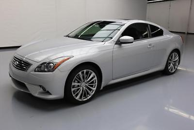 2013 Infiniti G37  2013 INFINITI G37 JOURNEY COUPE SPORT SUNROOF NAV 41K #921099 Texas Direct Auto