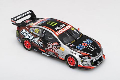 Biante 1/43 Holden VF 2016 HRT Commodore Courtney #22 25th An