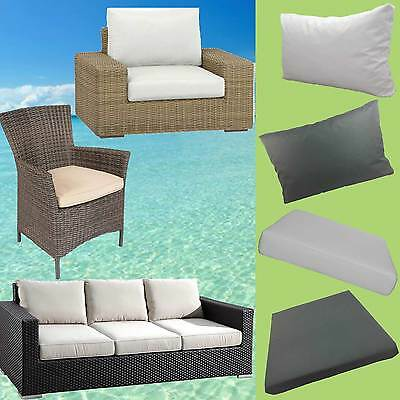 Garden Furniture Pads Padding Seat Cushion Seat Pad Cushion Rattan Lounge Chair