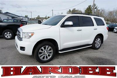 2016 Toyota Sequoia Limited Sport Utility 4-Door 1 OWNER LIMITED SEQUOIA