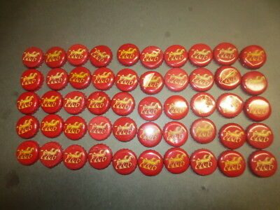 50 CARLTON DRAUGHT / Question & Answer series Bottle caps / tops  collectable