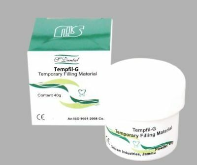 Dental Temporary Cement Filling Material 40 gms
