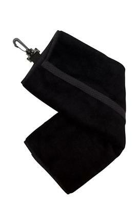 NEW Bamboo Golf Towel in Black, Lime, Navy, White