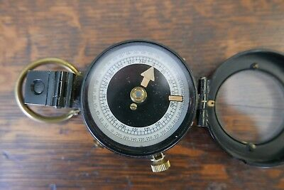 Military Compass,  WW2,  ckc/C, Canadian,  Mark IX, 1943