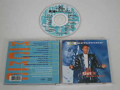 MC Hammer / Let's Get Started (Capitol Compact Disc CDP 7 95592 2)CD Album