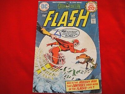 The Flash #228 ~ Aug 1974 ~ Dc Comics ~ Key Issue ~ Earth Prime ~ Trickster