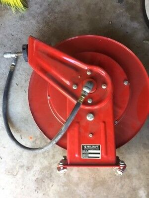 "REELCRAFT hose reel 7600-OLP 50 ft. 3/8"" (never used, wrong size when ordered)"