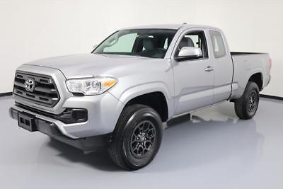 2016 Toyota Tacoma  2016 TOYOTA TACOMA 4X4 SR ACCESS CAB 5SPD BLUETOOTH 19K #042633 Texas Direct