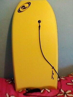 rheopaipo stinger 42 boogie body board and creatures of leisure bag