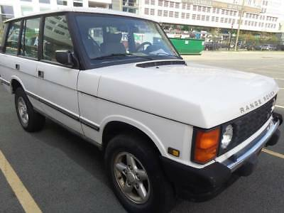 1995 Land Rover Range Rover County 1995 Range Rover Classic - County (SWB)