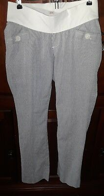 Old Navy low rise Maternity pants suze Small
