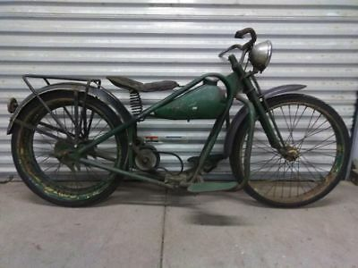 1942 Other Makes Simplex  1942 Simplex Servi Cycle