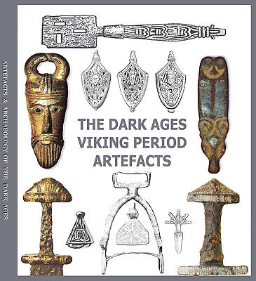 Metal Detecting Artefacts, The Viking Period (1 DVD) PDF Books Collection