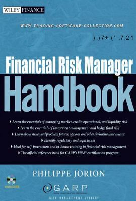Philippe Jorion - Financial Risk Manager Handbook (5th Ed.)