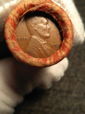 Unsearched Wheat Penny Roll! (1900-1958 PDS)