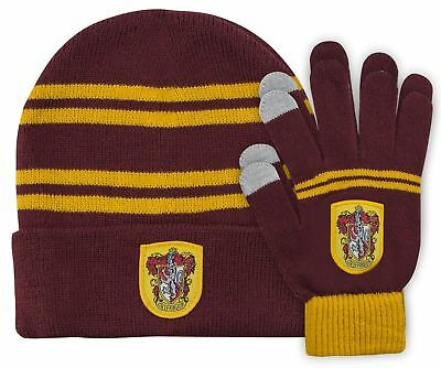 HARRY POTTER - gants tactiles Gryffindor - CineReplicas - EUR 13,90 ... dacc003ff87