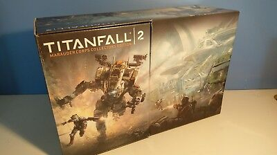 Titanfall 2 Marauder Corps Collectors Edition Brand New (PS4, XBOX ONE, PC)