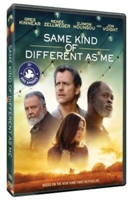 Same Kind of Different as Me [New DVD] Ac-3/Dolby Digital, Amaray Case, Dolby,