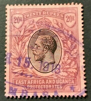 East Africa and Ugamda 20R Red