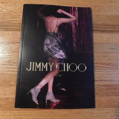 BN JIMMY CHOO Cruise 2018 Catalog
