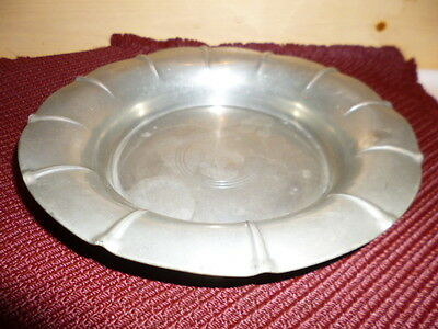 VTG Royal Holland Pewter Daalderop Tiel KMD OFFERING PLATE/PERSONAL VALET KEEPER