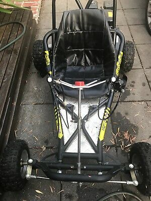 Off road go kart great condition with seat belt