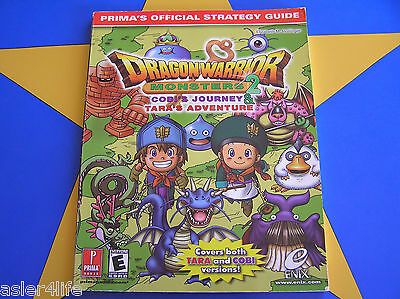 Dragon Warrior Monsters 2 - Strategy Guide