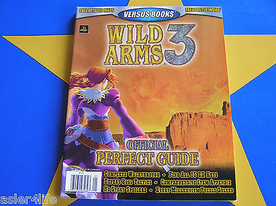 Wild Arms 3 - Strategy Guide