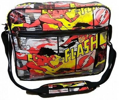 1599fee410 DC COMICS - sac besace The Flash Panels - Divers - EUR 34,90 ...