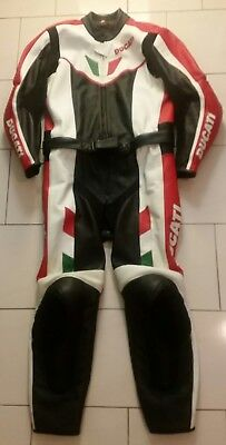 ducati racing suit by dainese size eu 56
