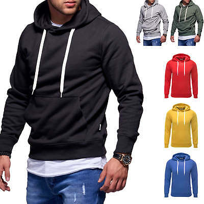 Jack   Jones Herren Hoodie Sweatshirt Pullover Kapuzenpullover Color Mix NEU 5027884cd0