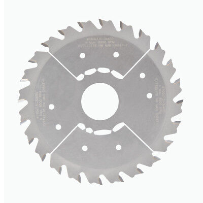 Trend IT/7122208 ADJ GROOVER BLADE FOR 3-6MM 160X3MM