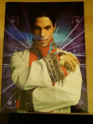Prince 21 night's in London 2007 tour programme