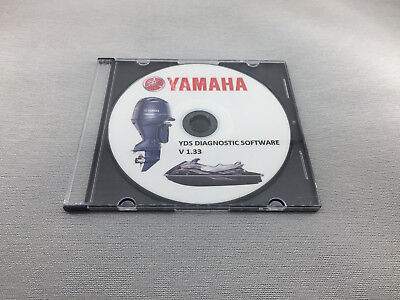 Yamaha Outboard Diagnostic Software YDS 1.33