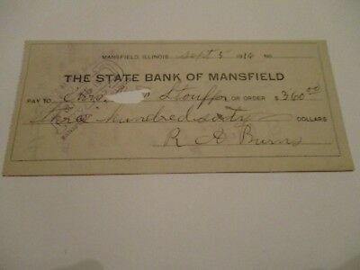 The State Bank of Mansfield - Mansfield Illinois